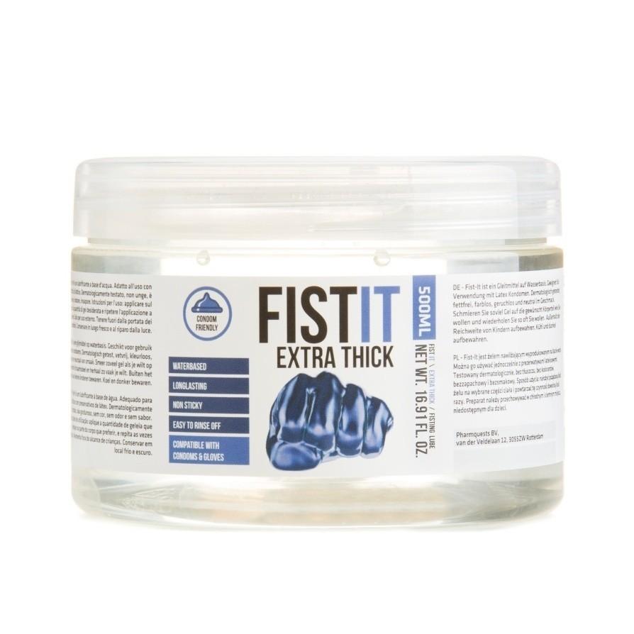 Lubrikační gel Fist-It Extra Thick 500 ml