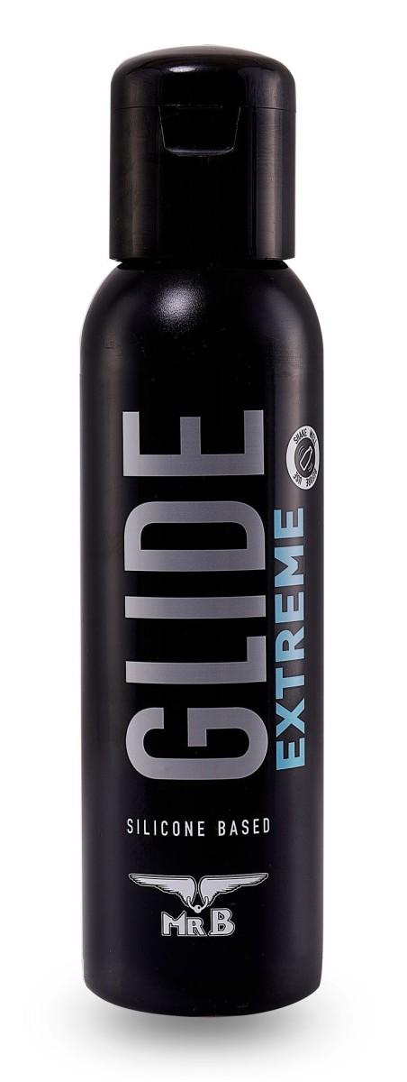 Anální lubrikační gel Mister B Glide Extreme 250 ml