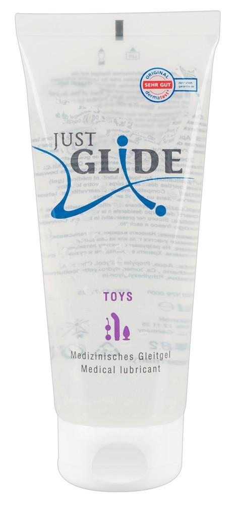 Lubrikační gel Just Glide Toys 200 ml