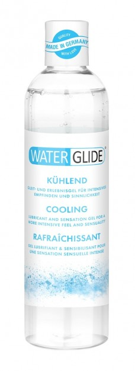 Chladivý lubrikační gel Waterglide 300 ml