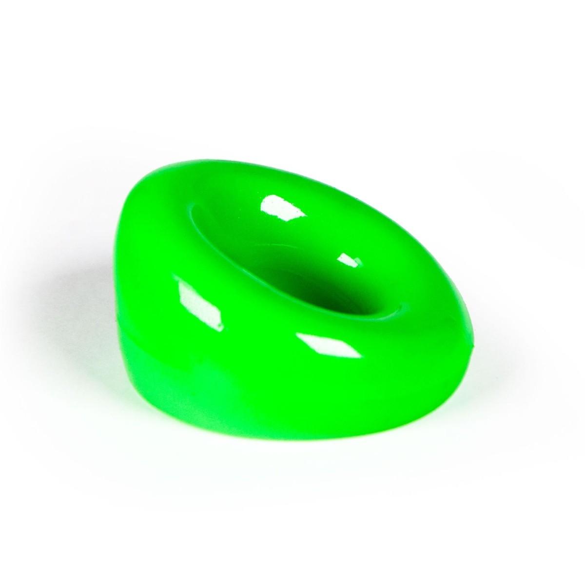 Erekční kroužek Zizi Powerstroke zelený