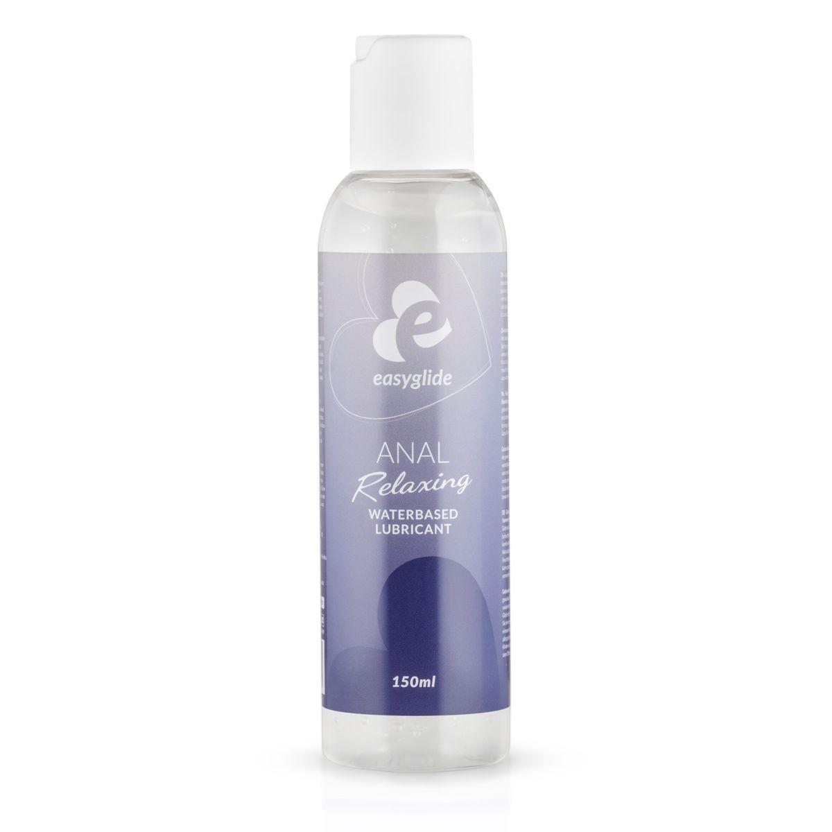 Relaxační anální lubrikant EasyGlide 150 ml