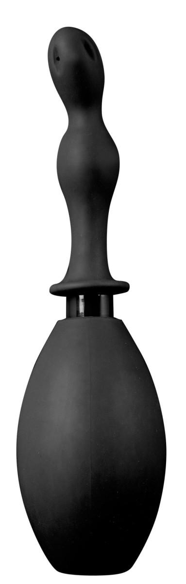 Anální sprcha Freshen Pump černá