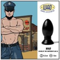 Anální kolík Mister B WAD12 Favor of the Emperor Plug XL