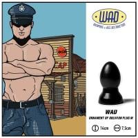 Anální kolík Mister B WAD06 Ornament of Oblivion Plug M