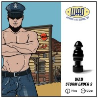 Anální kolík Mister B WAD17 Storm Ender S