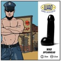 Anální dildo Mister B WAD27 Spearhead