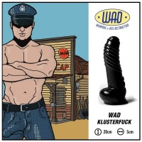 Anální dildo Mister B WAD28 Klusterfuck