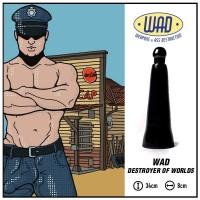 Anální dildo Mister B WAD40 Destroyer of Worlds
