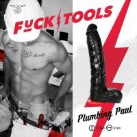 Dildo Mister B Fucktools Plumbing Paul