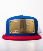 Kšiltovka Andrew Christian Top Cap