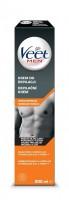 Depilační krém Veet Men Silk & Fresh pro normální pokožku 200 ml