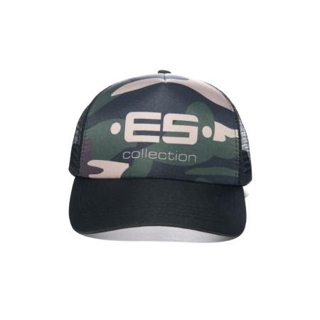 Kšiltovka ES Collection CAP003 maskáčová