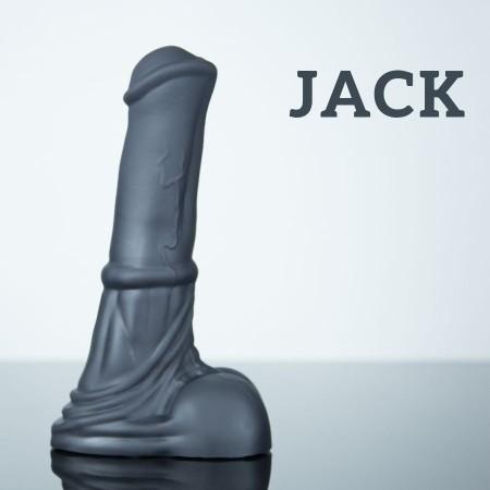 Koňské dildo Weredog Jack Jet malé