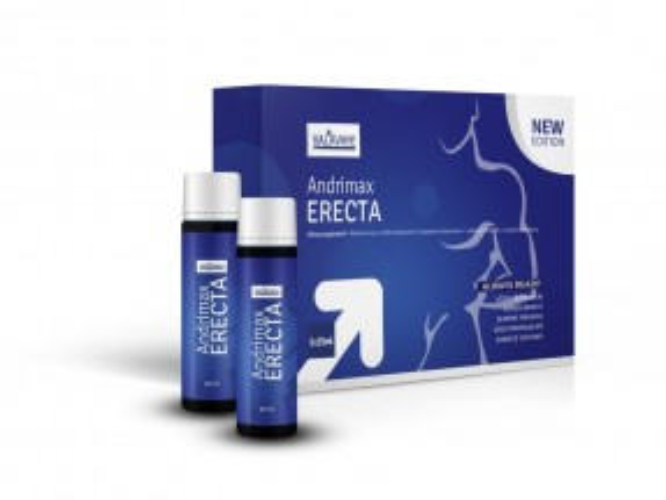Andrimax Erecta 5 x 25 ml
