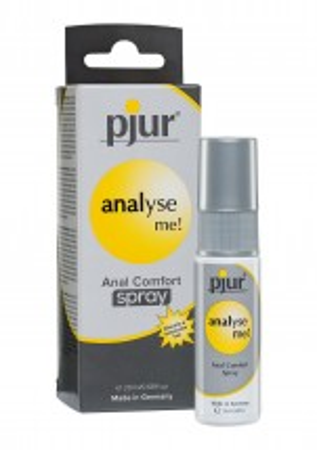 Uvolňující anální sprej Pjur Analyse Me! Anal Comfort 20 ml
