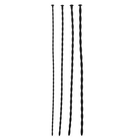 Sada 4 ks dilatátorů Sinner Gear 1–4 mm
