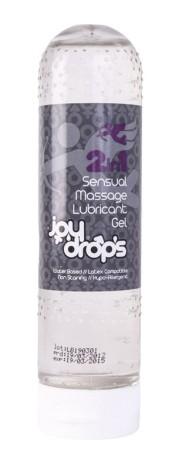 Lubrikační a masážní gel JoyDrops 2v1 125 ml