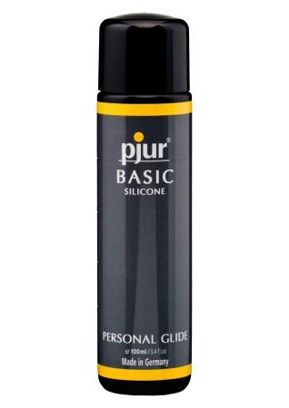 Silikonový lubrikační gel Pjur Basic Personal Glide 100 ml
