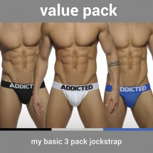 Jocksy Addicted AD422P My Basic 3 ks