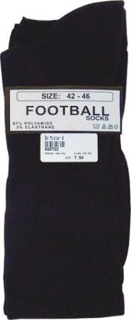Fotbalové ponožky Mister B černé