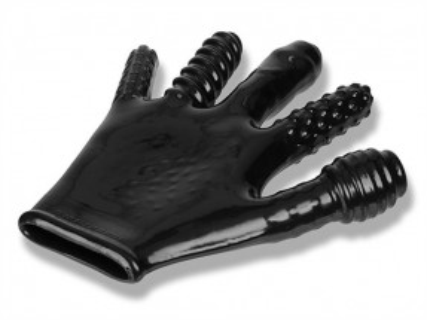 Texturovaná rukavice Oxballs Finger Fuck