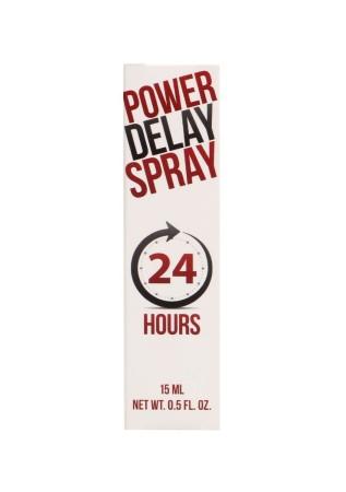 Oddalující sprej Power Delay Spray 24 Hours 15 ml