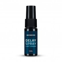 Oddalující sprej Boners Delay Spray 15 ml
