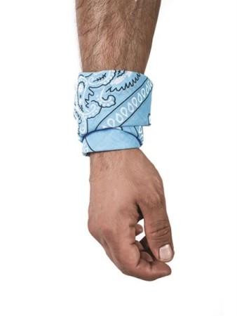 Hanky šátek světle modrý